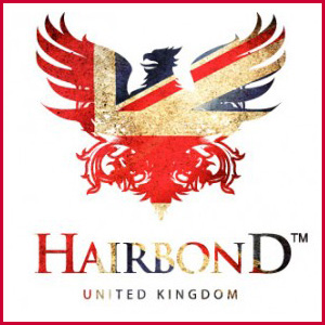 Hairbond UK styling products are available at Trichomania